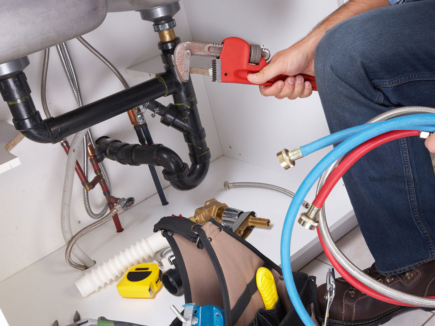 drain cleaning services andrews tx